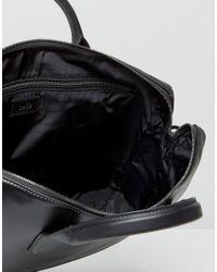 HUGO - Black By Boss Element Leather Portfolio Bag for Men - Lyst
