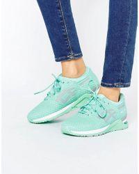 Asics   Green Gel-lyte Evo Running Sneakers   Lyst
