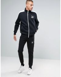 PUMA | Tapered Joggers In Black Exclusive To Asos for Men | Lyst