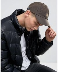Fjallraven - Metallic Helags Baseball Cap Khaki for Men - Lyst