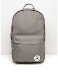 7f90a6a4fffa Lyst - Converse Edc Backpack In Grey in Blue for Men