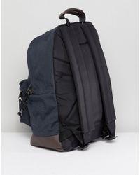 Eastpak - Blue Wyoming Backpack for Men - Lyst