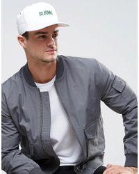 G-Star RAW - White Snapback Cap Obaruh for Men - Lyst