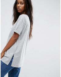 ASOS - Multicolor Ultimate Easy Boyfriend T-shirt 3 Pack Save 20% - Lyst