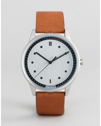HyperGrand | Multicolor Classic Honey Leather Strap Watch | Lyst