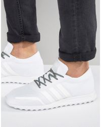 Adidas Originals | Los Angeles Sneakers In White Bb1117 for Men | Lyst