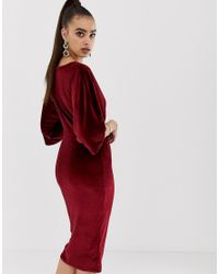 Missguided - Red - Lyst