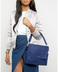 Matt & Nat - Blue Shoulder Bag - Lyst