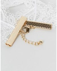 ASOS   White Pack Of 2 Wraparound Lace Bracelet   Lyst
