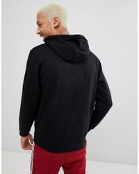 Santa Cruz - Classic Dot Hoodie In Black for Men - Lyst
