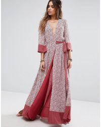 Tularosa - Multicolor Jolene Maxi Dress - Lyst