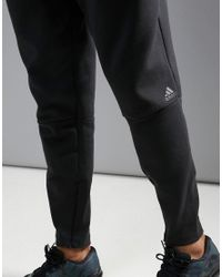 Adidas - Athletics Zne 2 Joggers In Black Br6816 for Men - Lyst