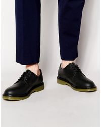 Red Tape - Smart Shoes - Black for Men - Lyst