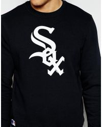 KTZ | Black Chicago Whitesox Sweatshirt for Men | Lyst