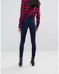 Pepe Jeans Black Pixie Skinny Jeans