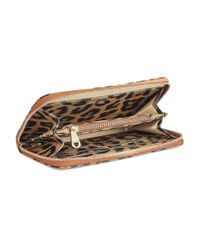 Aspinal - Multicolor Continental Clutch Zip Wallet - Lyst