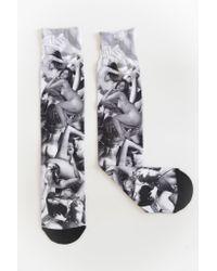 Strathcona - Multicolor Porn Socks for Men - Lyst
