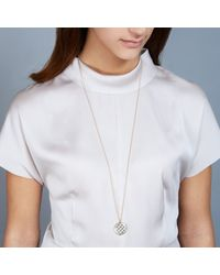 Astley Clarke | Metallic Moonlight Star Mosaic Necklace | Lyst