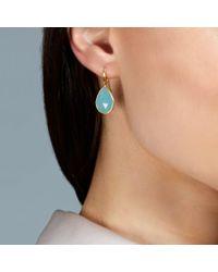 Astley Clarke - Blue Amazonite Large Stilla Earrings - Lyst
