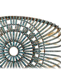 Astley Clarke | Blue Rising Sun Firework Cuff | Lyst