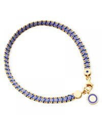 Astley Clarke - Blue Mood Indigo Cosmos Biography Bracelet - Lyst