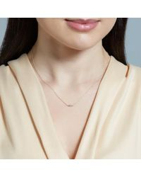 Astley Clarke - Metallic Faceted Prismic Necklace - Lyst