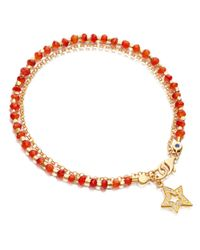 Astley Clarke | Metallic Carnelian Shooting Star Biography Bracelet | Lyst