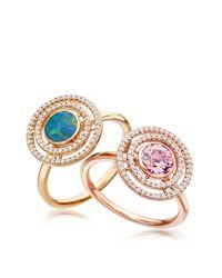 Astley Clarke - Multicolor Lavender Spinel Icon Aura Ring - Lyst