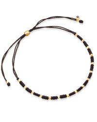 Astley Clarke | Multicolor Luck Skinny Biography Bracelet | Lyst