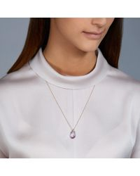 Astley Clarke - Metallic Rose De France Medium Fao Pendant - Lyst