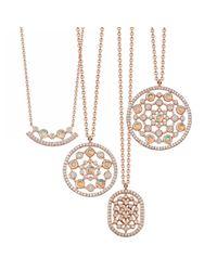 Astley Clarke - Multicolor Large Icon Nova Opal Pendant Necklace - Lyst