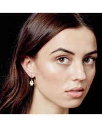 Astley Clarke | Metallic Hamsa Biography Drop Earrings | Lyst