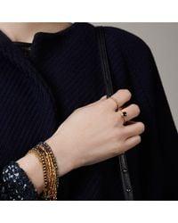 Astley Clarke - Multicolor Mini Onyx Beaded Stilla Ring - Lyst