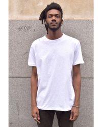 American Vintage - Lamastate White T-shirt for Men - Lyst