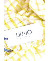 Liu Jo - Green Sciarpe/guanti Pt1360 - Lyst