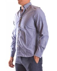 Gant - Gray Shirt for Men - Lyst