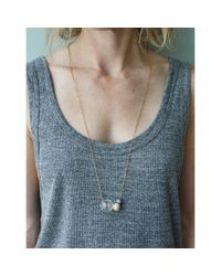 Spectrum | Blue Under The Sea Necklace | Lyst