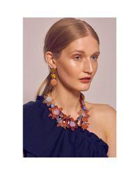 Lizzie Fortunato | Multicolor Mariposa Necklace | Lyst