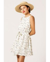 Samuji - White Folami Dress - Lyst