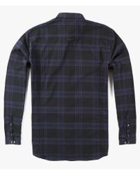 Won Hundred - Black Petey Shirt - Lyst