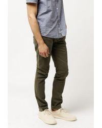 Hudson - Green Blake Slim Straight Jean for Men - Lyst