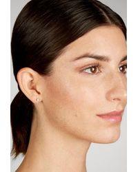 Ariel Gordon - Multicolor Diamond Axis Stud Earrings - Lyst