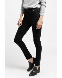 Ksubi - Black Hi & Wasted Skinny Jean - Lyst