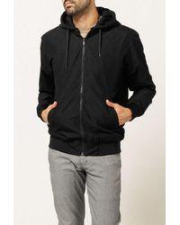 Globe - Black Goodstock Bomber Jacket for Men - Lyst