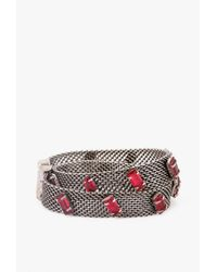 Nicole Romano - Metallic Thames Bracelet - Lyst