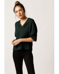 Samuji - Green Gail Shirt - Lyst