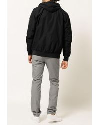 Globe - Black Goodstock Bomber Jacket for Men - Lyst