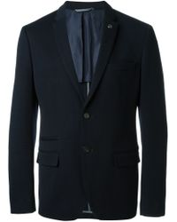 Michael Kors - Blue Classic Blazer for Men - Lyst