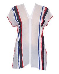 lemlem | Multicolor Meron Multi-stripe Cover-up | Lyst
