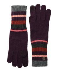 Smartwool - Purple Nokoni Glove - Lyst